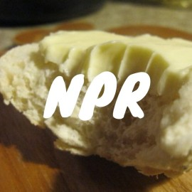 AIR/BLOG: Danes May Bring Back Butter As Government Rolls Back 'Fat Tax'