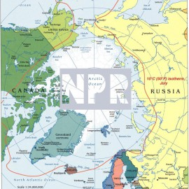 AIR: Congenial Arctic Council Displeased By Russia's Move Into Crimea